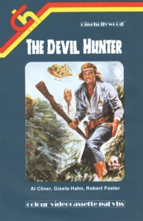 devil hunter aka manhunter british vhs front2