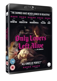 Only Lovers Left Alive SODA Pictures Blu-ray