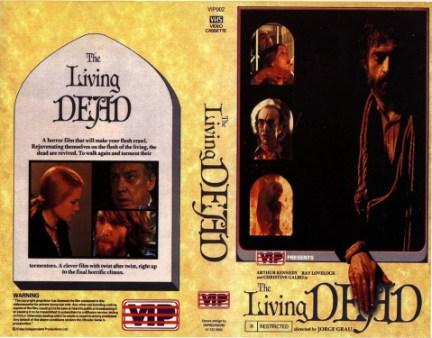 the-living-dead-vip