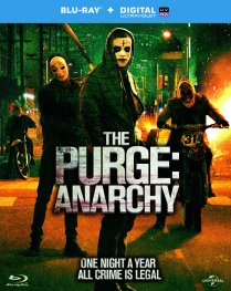 The Purge Anarchy Blu-ray