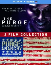 The Purge + Anarchy Blu-ray