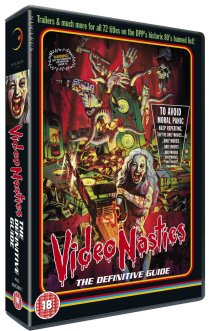 video nasties - the definitice guide dvd
