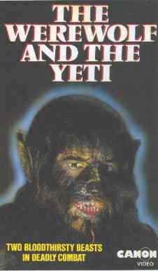 werewolf-and-the-yeti