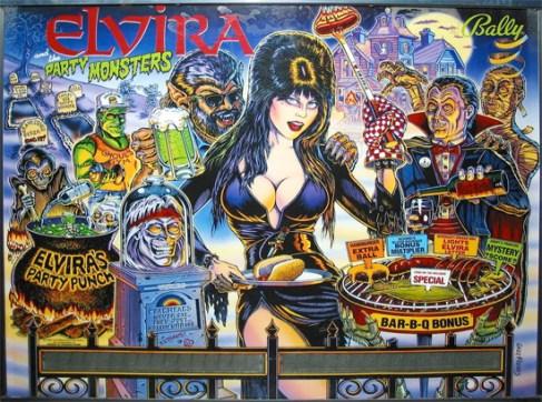 Elvira Party Monsters