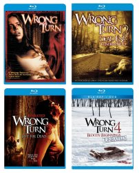 wrong turn collection blu-ray