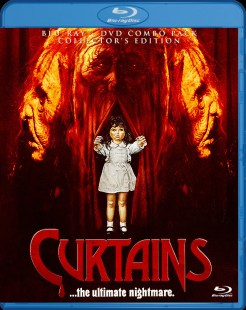 curtains synapse blu-ray + DVD