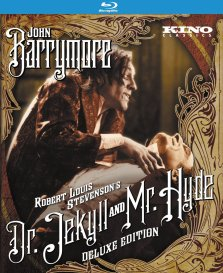 dr jekyll and mr hyde kino classics blu-ray