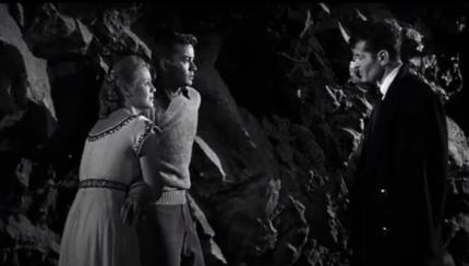 return of dracula in bronson caves