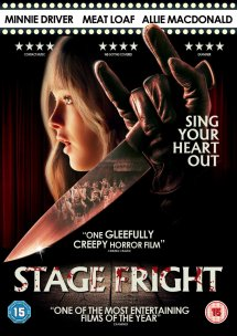 Stage Fright DVD 2014
