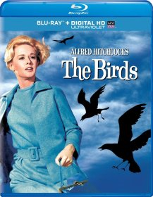 the birds blu-ray + digital HD ultraviolet universal