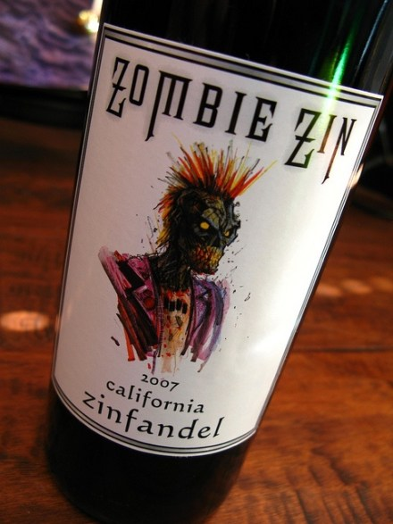 zombie zin california zinfandel