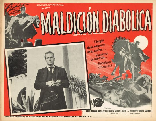 curse of the undead maldicion diabolica