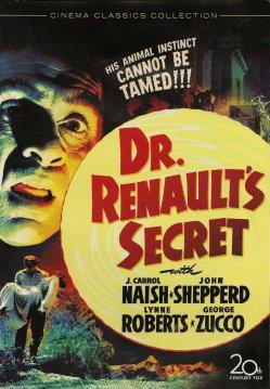 dr. renault's secret dvd