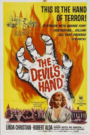 the-devils-hand-movie-poster-1961