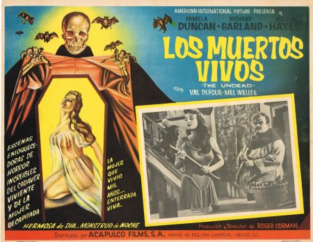 the undead mexican lobby card