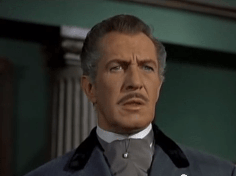 vincent price diary of a madman
