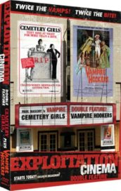 Cemetery Girls Vampire Hookers DVD