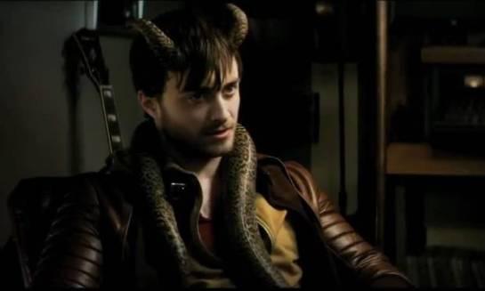 Daniel Radcliffe Horns horror movie 2013
