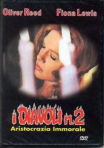 i Diavoli n.2 aristocrazia immorale DVD