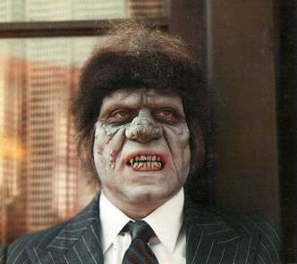Oliver Reed as Doctor Heckyl