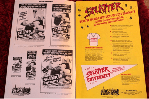 Splatter-University-1984-slasher-pressbook-2