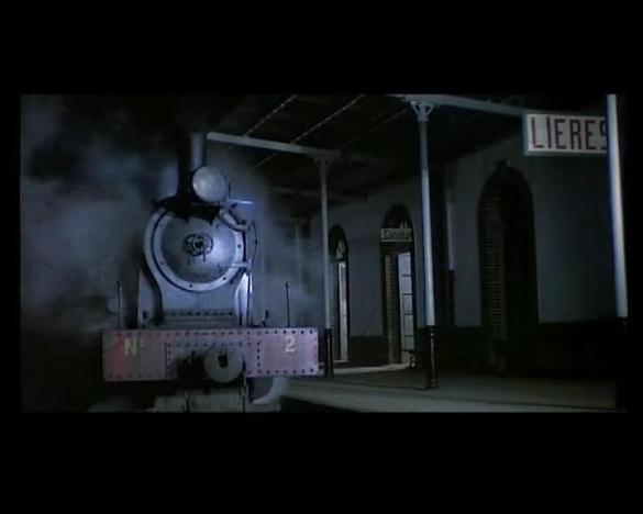 Terror en el tren de la medianoche Spanish horror 1980