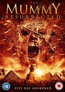 The Mummy Resurrected DVD