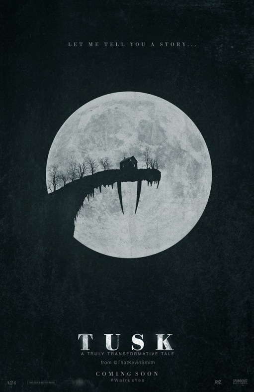 tusk kevin smith poster