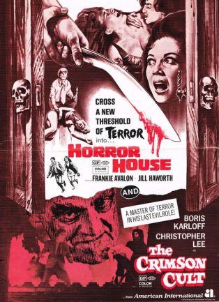Horror House + The Crimson Cult
