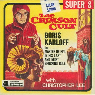 The Crimson Cult American International Pictures Super 8