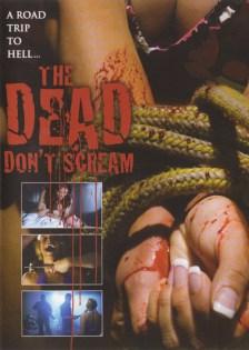 The Dead Don't Scream cover