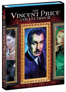 Vincent Price Collection II Blu-ray