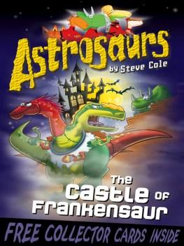 Astrosaurs Castlr of Frankensaur