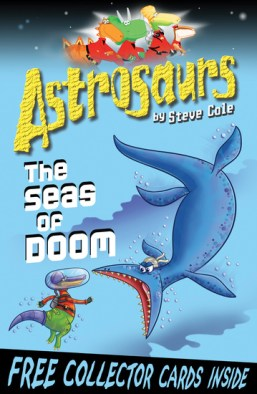 Astrosaurs Seas of Doom