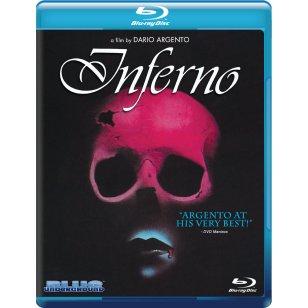 Inferno - BU Blu-ray_