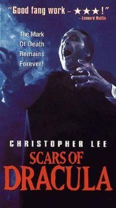 Scars of Dracula US sleeve