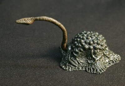 silicate monster fridge magnet