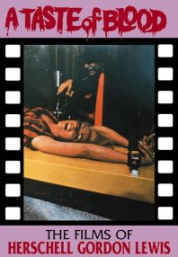 A Taste of Blood Herschell Gordon Lewis book
