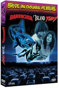 Barracuda + Island Fury Drive_in DVD