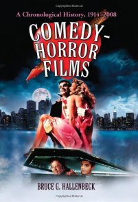 comedy horror films