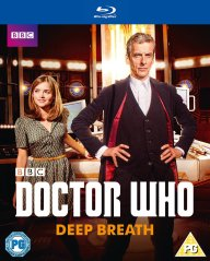 Doctor Who Deep Breath Blu-ray BBC