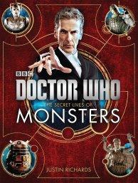 Doctor Who Secret Lives of Monsters book