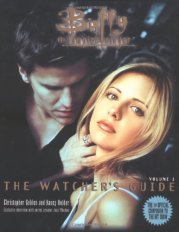 Buffy Watcher's Guide Volume 1
