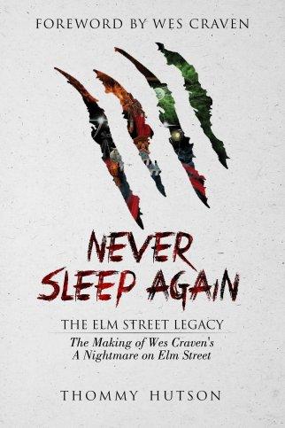 Never Sleep Again The Elm Street Legacy Thommy Hutson Pocket Books