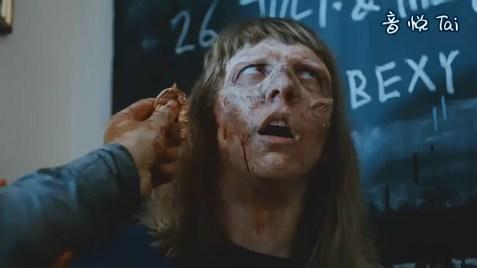 Zombie Jamie T video ear loss