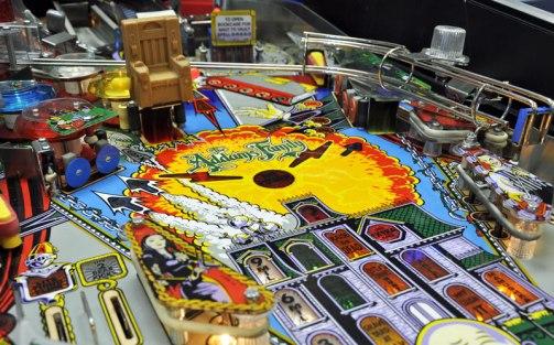 addams-family-pinball-playfield-detail