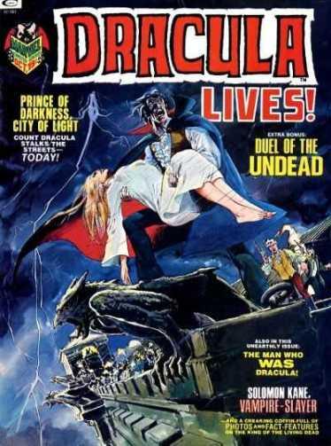 Dracula-Lives-Marvel-issue-3-October-1973