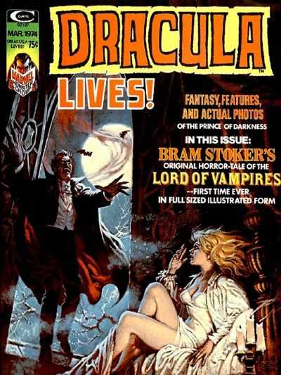 Dracula-Lives-Marvel-issue-5-March-1974