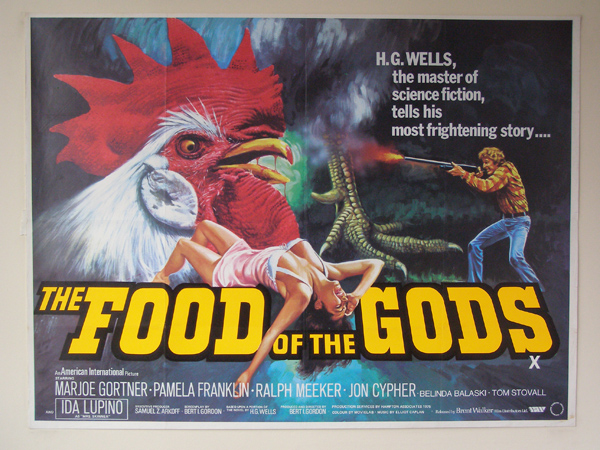 The Food Of The Gods Usa 1976 Reviews Movies And Mania