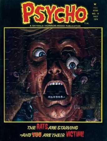 Psycho-Skywald-comic-magazine-May-1974-rats